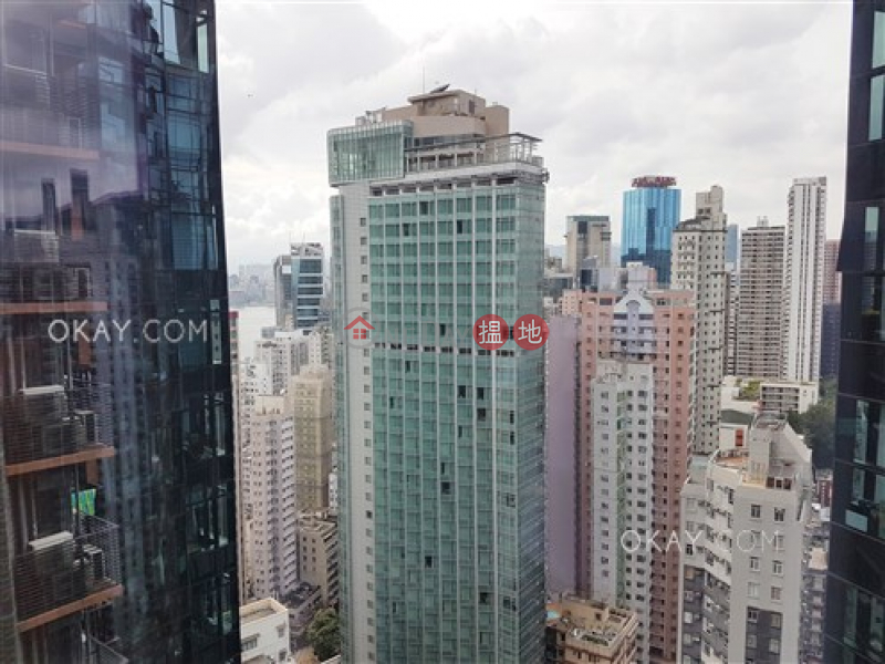 HK$ 50,000/ month, Tower 3 The Pavilia Hill, Eastern District | Popular 2 bedroom on high floor with balcony | Rental