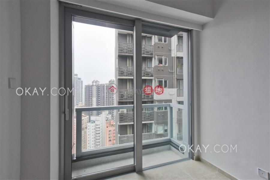1房1廁,極高層,星級會所,露台《RESIGLOW薄扶林出租單位》8興漢道 | 西區-香港-出租|HK$ 27,300/ 月