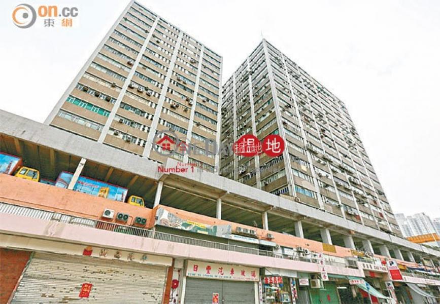 恆威工廈地廠所售,近西鐵站,稀有珍貴所售。|恆威工業中心(Hang Wai Industrial Centre)出售樓盤 (tuenm-04934)