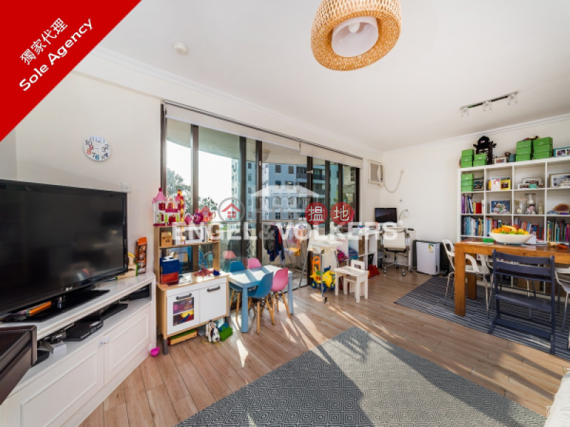 HK$ 20M Greenery Garden Western District 3 Bedroom Family Flat for Sale in Pok Fu Lam
