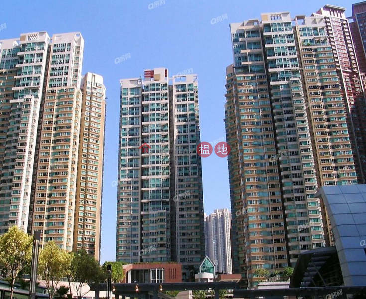 The Waterfront Phase 2 Tower 5 | 3 bedroom Mid Floor Flat for Rent 1 Austin Road West | Yau Tsim Mong, Hong Kong Rental | HK$ 55,000/ month
