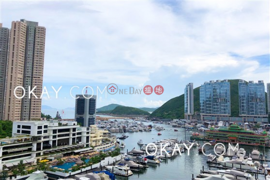 Gorgeous 3 bedroom with sea views, balcony | Rental | Marinella Tower 8 深灣 8座 Rental Listings