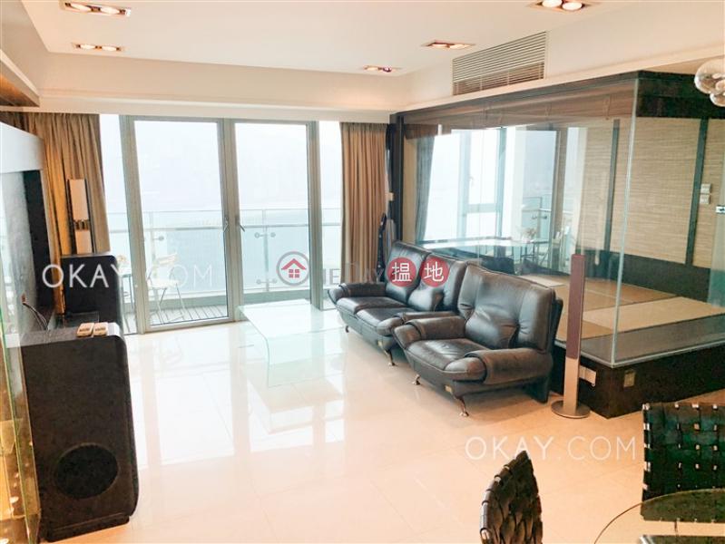 Rare 3 bedroom with balcony | For Sale, The Harbourside Tower 3 君臨天下3座 Sales Listings | Yau Tsim Mong (OKAY-S88964)