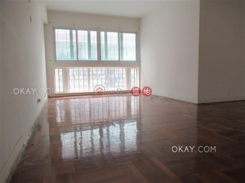 Elegant 3 bedroom with parking | Rental, Amber Garden 安碧苑 Rental Listings | Wan Chai District (OKAY-R31214)