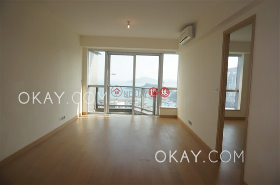 Luxurious 3 bed on high floor with sea views & parking | Rental | Marinella Tower 8 深灣 8座 Rental Listings