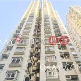 Unique 1 bed on high floor with harbour views & rooftop | For Sale|Lily Court(Lily Court)Sales Listings (OKAY-S39125)_0