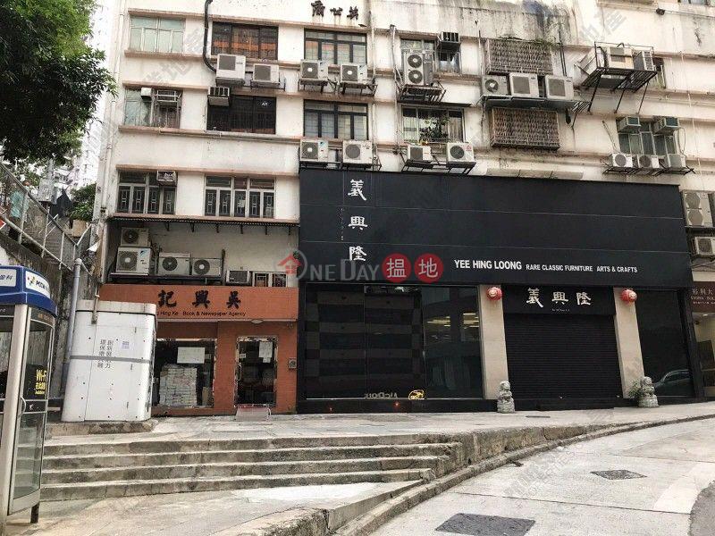 樂古道 西區裕利大廈(Evora Building)出租樓盤 (01b0149812)