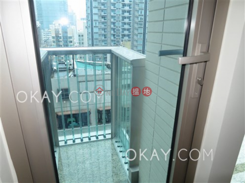 Charming 1 bedroom on high floor with balcony | For Sale | The Avenue Tower 2 囍匯 2座 Sales Listings