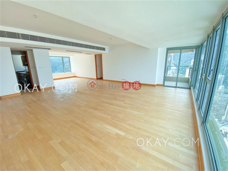 Property Search Hong Kong | OneDay | Residential Rental Listings | Stylish 3 bedroom on high floor with balcony & parking | Rental