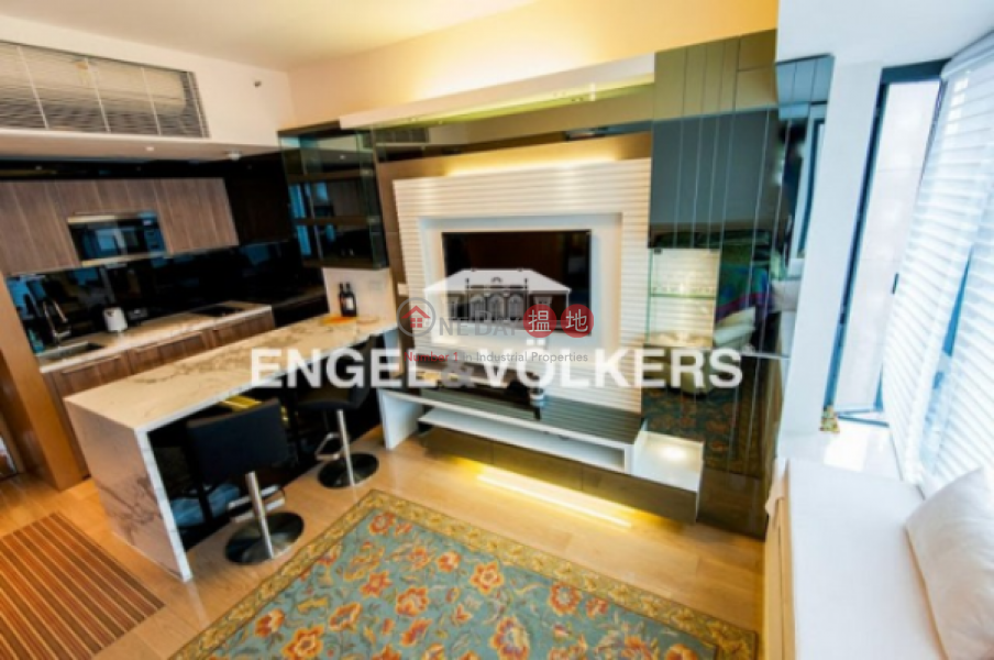 HK$ 9.99M | Gramercy | Central District | 1 Bed Flat for Sale in Central Mid Levels