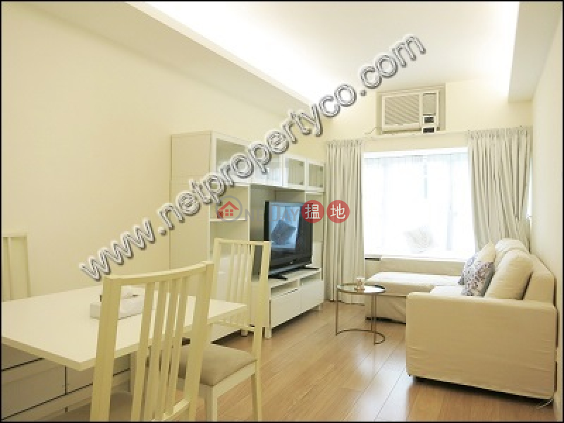2-bedroom unit for sale with lease in Sai Ying Pun | Lechler Court 麗恩閣 Sales Listings