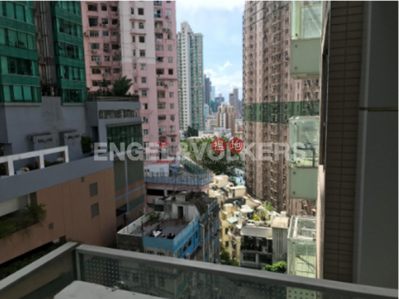2 Bedroom Flat for Sale in Soho, Centre Point 尚賢居 Sales Listings | Central District (EVHK43237)