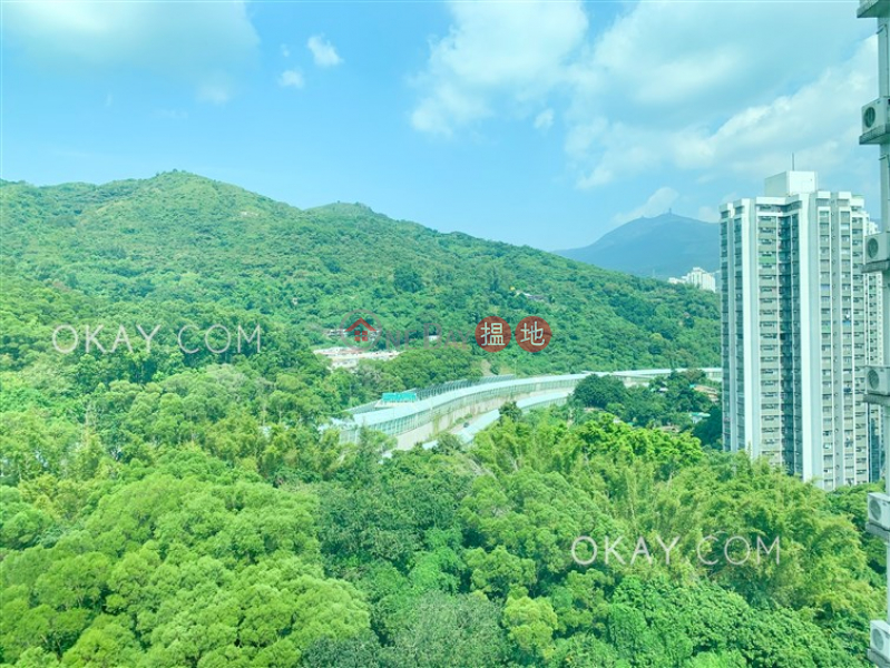 Property Search Hong Kong | OneDay | Residential Rental Listings | Gorgeous 4 bed on high floor with sea views & balcony | Rental