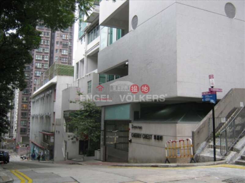 3 Bedroom Family Flat for Sale in Soho, Cherry Crest 翠麗軒 Sales Listings | Central District (EVHK39442)