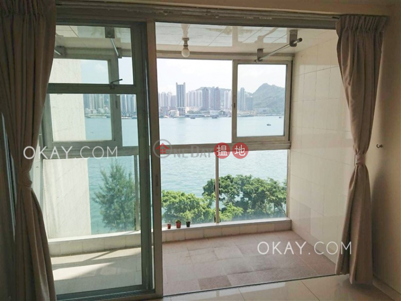 Efficient 3 bedroom with sea views & balcony | For Sale | Sung On Mansion 信安大樓 Sales Listings