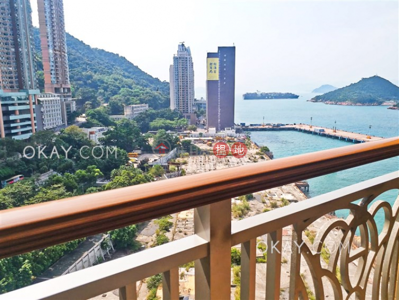 Unique 2 bedroom with balcony | Rental, The Merton 泓都 Rental Listings | Western District (OKAY-R5942)
