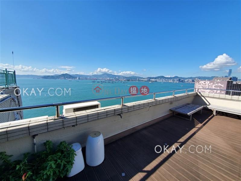 Rare 2 bedroom on high floor with rooftop | For Sale | Regent Height 麗景大廈 Sales Listings