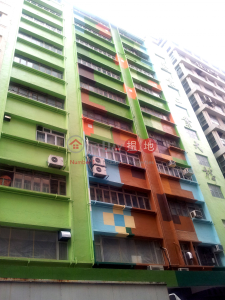 SHING KING IND. BLDG., Wing Chai Industrial Building 永濟工業大廈 Rental Listings | Wong Tai Sin District (forti-01648)