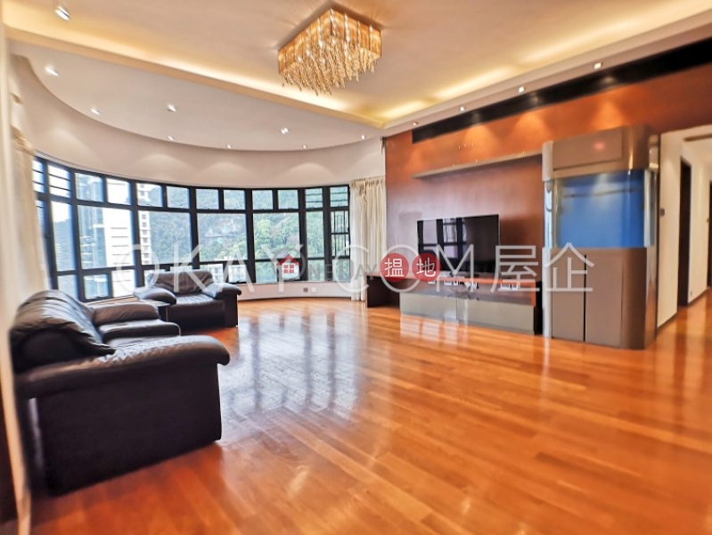 Rare 3 bedroom on high floor with parking | For Sale | Po Garden 寶園 Sales Listings