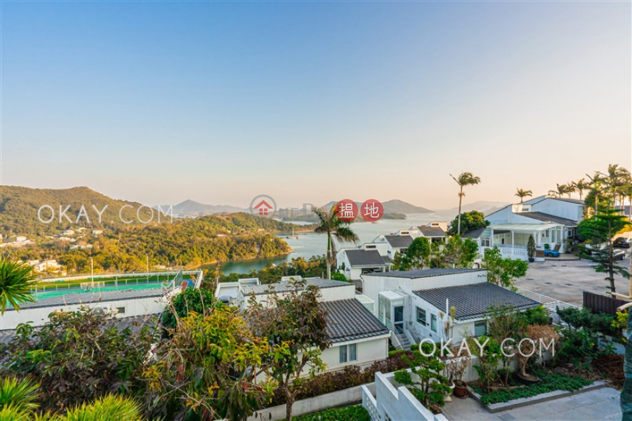 Property Search Hong Kong | OneDay | Residential, Rental Listings | Luxurious house with terrace & parking | Rental