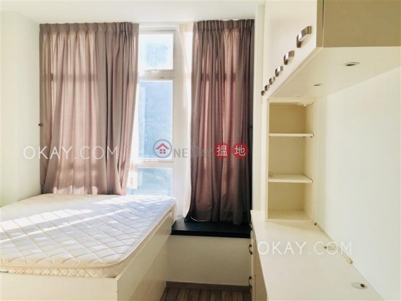 1房1廁,極高層,露台《嘉薈軒出租單位》60莊士敦道 | 灣仔區-香港-出租|HK$ 25,000/ 月