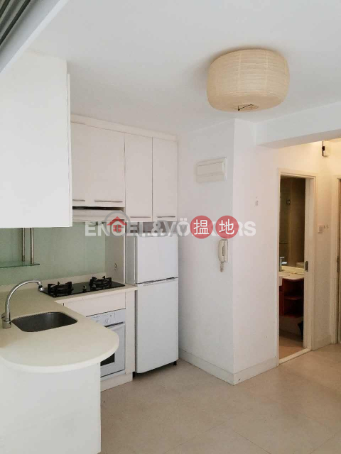 1 Bed Flat for Sale in Sheung Wan|Western DistrictEvora Building(Evora Building)Sales Listings (EVHK98522)_0