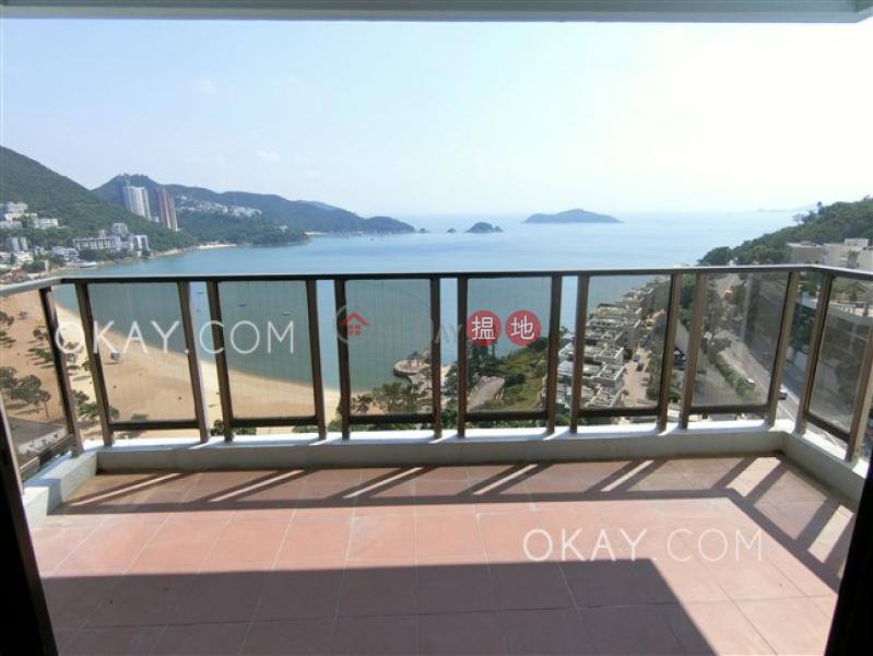 Efficient 4 bedroom with balcony & parking | Rental | Repulse Bay Apartments 淺水灣花園大廈 Rental Listings