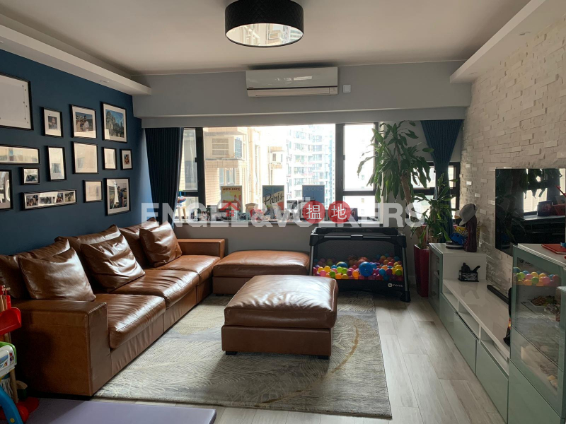 3 Bedroom Family Flat for Rent in Mid Levels West, 8 Robinson Road | Western District, Hong Kong | Rental HK$ 70,000/ month