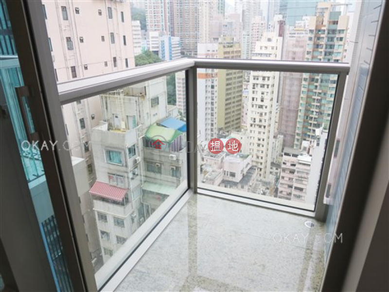 Cozy studio with balcony | Rental, 200 Queens Road East | Wan Chai District | Hong Kong | Rental | HK$ 23,500/ month