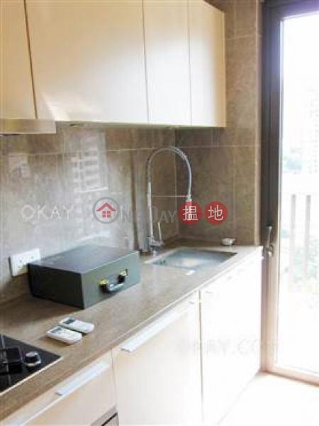 HK$ 11.8M, Park Haven, Wan Chai District Stylish 1 bedroom with balcony | For Sale