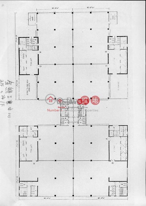 GOLD BEER INDUSTRIAL BLDG|Tsuen WanGolden Bear Industrial Centre(Golden Bear Industrial Centre)Rental Listings (eric.-02100)_0