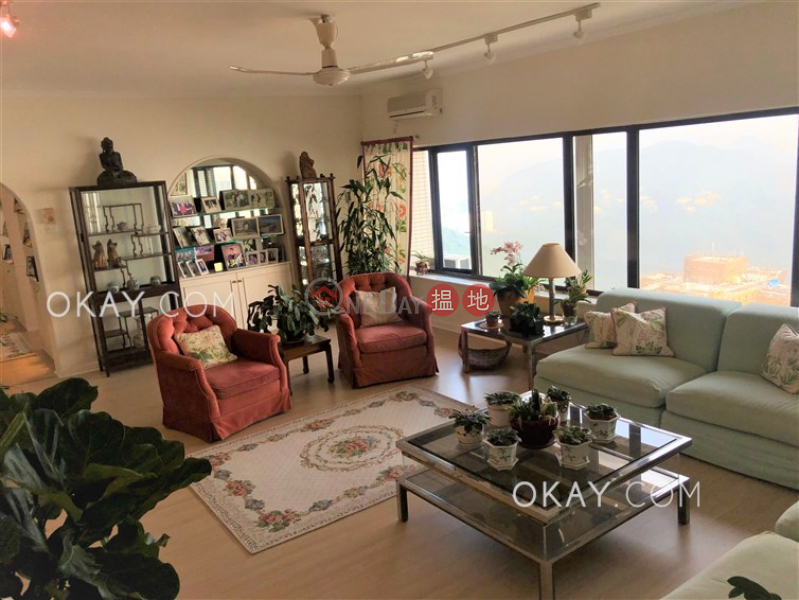 Efficient 4 bedroom with sea views & parking | For Sale 44 Mount Kellett Road | Central District | Hong Kong Sales HK$ 88M