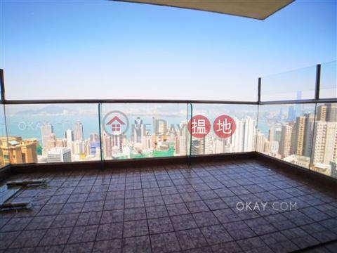 4房3廁,實用率高,連車位,露台寶城大廈出租單位|寶城大廈(Po Shan Mansions)出租樓盤 (OKAY-R64365)_0