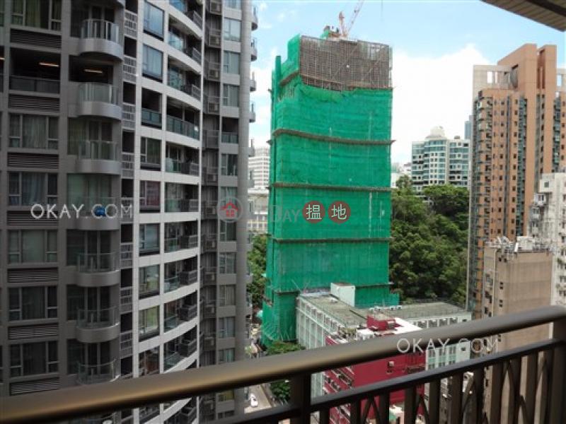 HK$ 25,000/ 月|尚翹峰1期2座|灣仔區2房1廁,星級會所,露台《尚翹峰1期2座出租單位》