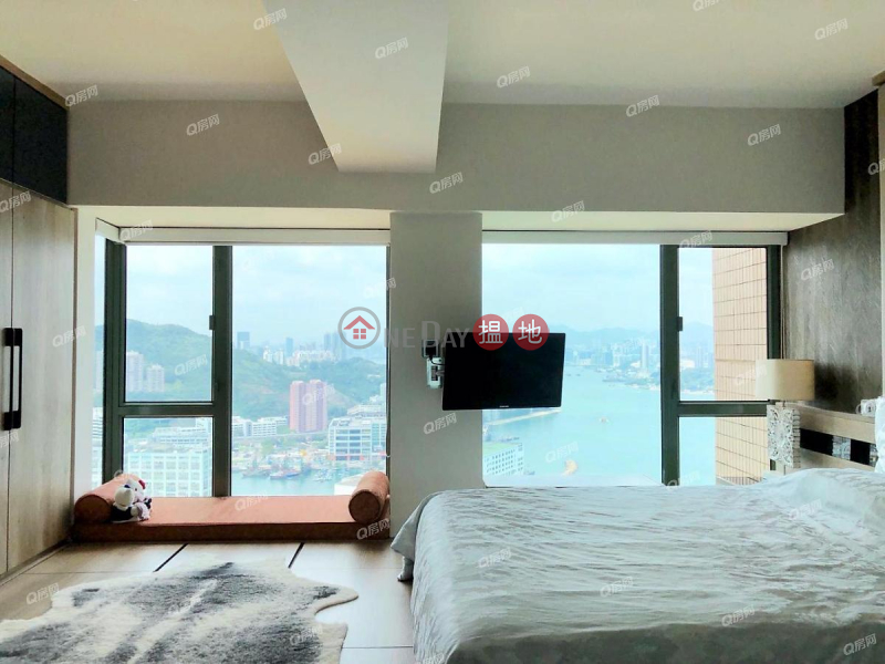 高層海景,即買即住,罕有座向放盤,市場少有《藍灣半島 2座買賣盤》-28小西灣道 | 柴灣區-香港出售HK$ 1,280萬