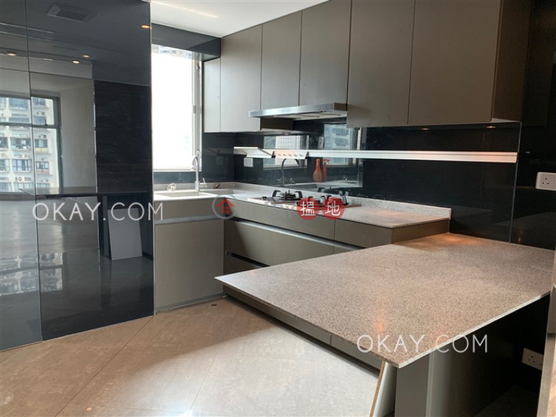 Charming 4 bedroom on high floor with balcony & parking | Rental | 26 Tai Hang Road | Wan Chai District, Hong Kong Rental, HK$ 50,000/ month