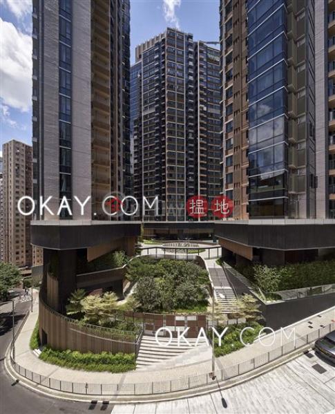 HK$ 35,000/ 月柏蔚山 1座-東區2房1廁,極高層,星級會所,露台《柏蔚山 1座出租單位》