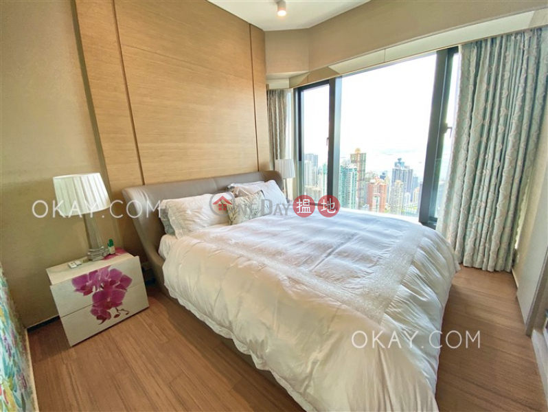 HK$ 45M, Arezzo Western District Luxurious 2 bed on high floor with harbour views | For Sale