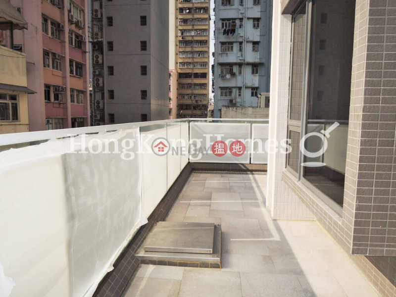 1 Bed Unit for Rent at The Met. Sublime, 1 Kwai Heung Street   Western District Hong Kong   Rental HK$ 20,000/ month