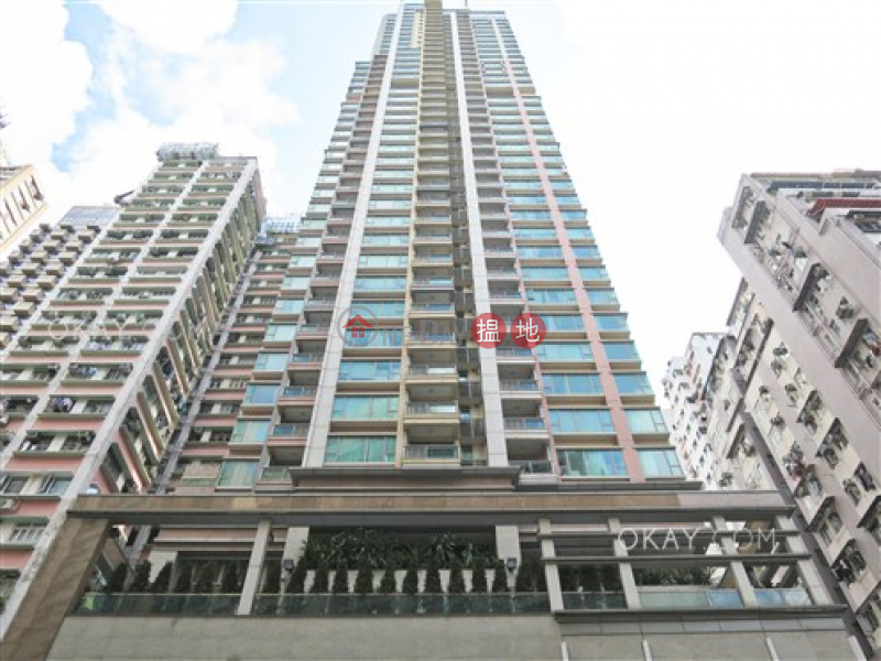 Unique 1 bedroom with balcony | For Sale | 22 Johnston Road | Wan Chai District, Hong Kong | Sales HK$ 11M