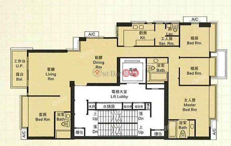 City 18 | 4 bedroom High Floor Flat for Rent | City 18 德成軒 Rental Listings