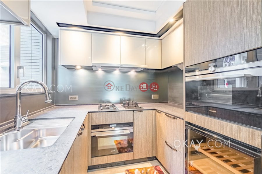 HK$ 45,000/ month | Mount Pavilia Tower 18 Sai Kung | Rare 3 bedroom with balcony & parking | Rental