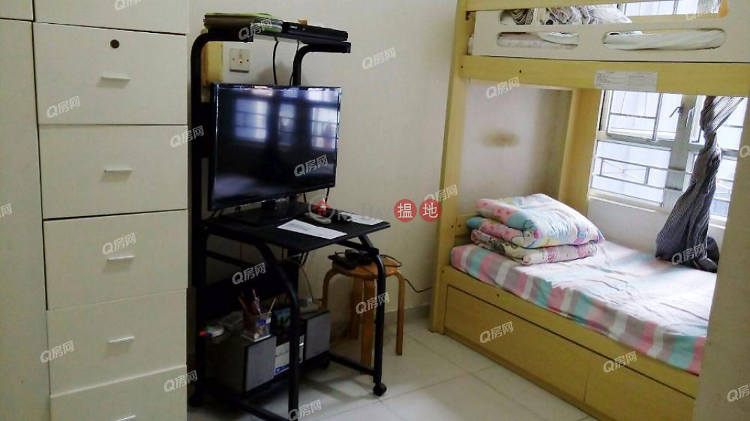 Property Search Hong Kong | OneDay | Residential Rental Listings | Po Pak House (Block B) Po Ming Court | High Floor Flat for Rent