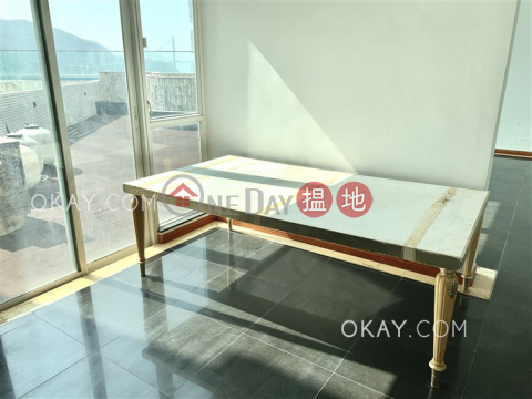 Unique 3 bedroom with sea views, terrace & balcony | Rental|One Kowloon Peak(One Kowloon Peak)Rental Listings (OKAY-R294908)_0