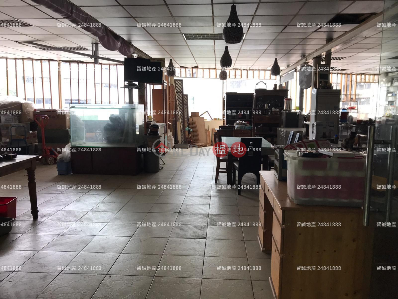 [Tsuen Wan West near Discovery Park ] Goodwill Industrial Bldg (have platform+electricity 500A) | Goodwill Industrial Building 信義工業大廈 Sales Listings