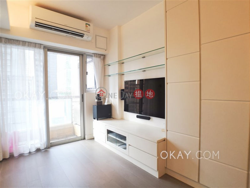 Cozy 1 bedroom on high floor with balcony | For Sale | 31 Tin Hau Temple Road | Eastern District Hong Kong | Sales, HK$ 8.18M