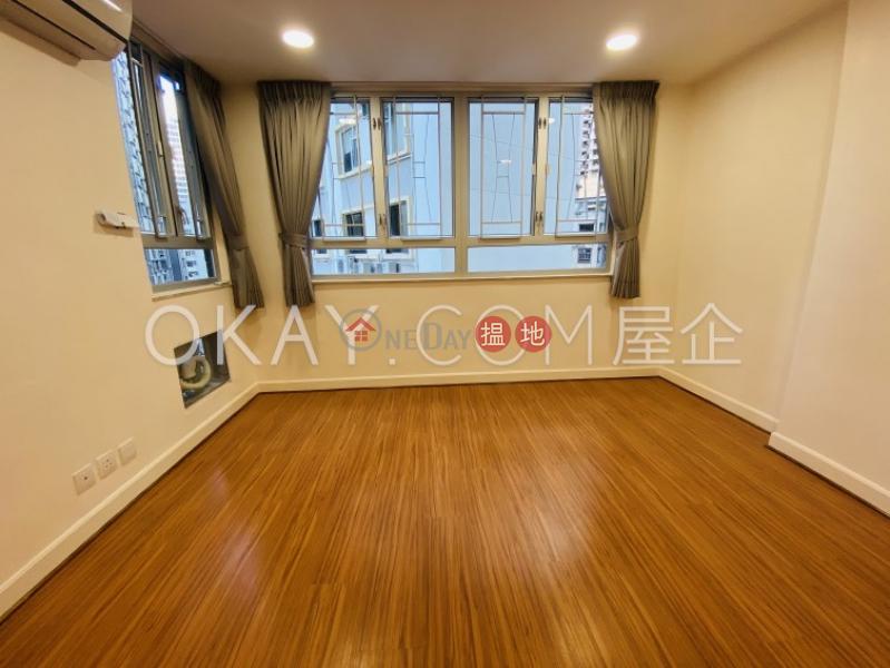 Charming 3 bedroom with balcony & parking | Rental | Garfield Mansion 嘉輝大廈 Rental Listings