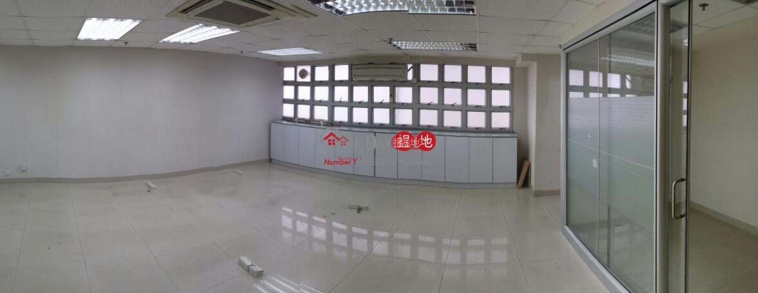 豐盛工業中心34-36坳背灣街 | 沙田|香港|出租-HK$ 14,800/ 月