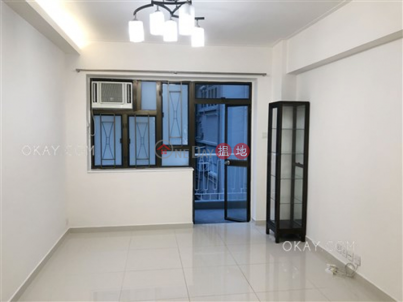 Tasteful 3 bedroom with balcony | Rental, 47 Paterson Street | Wan Chai District Hong Kong, Rental | HK$ 37,000/ month