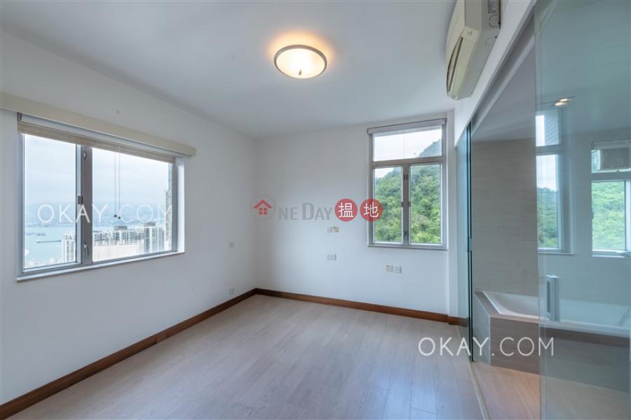 Gorgeous 3 bed on high floor with sea views & parking | Rental, 86 Pok Fu Lam Road | Western District | Hong Kong, Rental, HK$ 47,000/ month